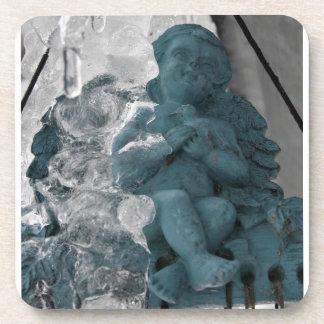 Iced Cherub Drink Coaster