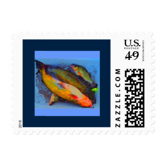 Iced Cold Fish Postage