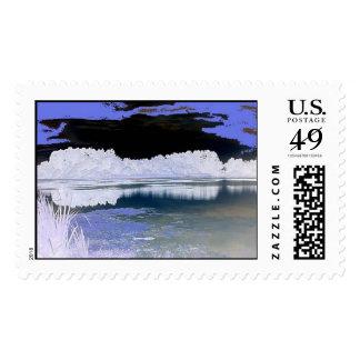 Iced Florida Postage