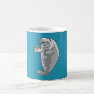 Iced Manatee - just chill Coffee Mug