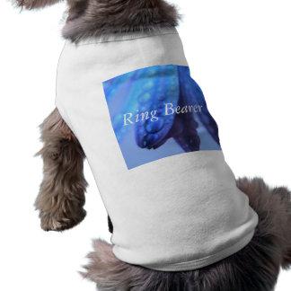 Iced Petals Dog Shirt