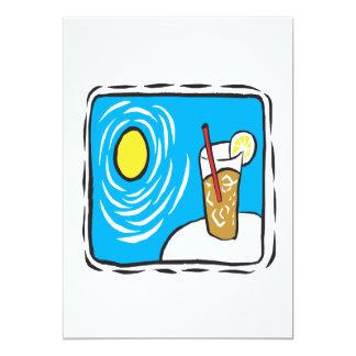 Iced Tea Card