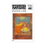 Iced Tea Postage Stamps