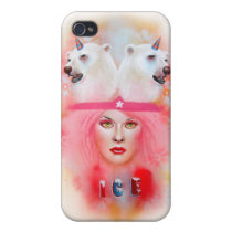 Icee Queen Cover For iPhone 4