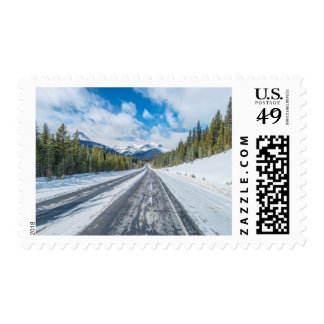 Icefields Parkway Postage