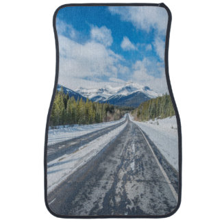 Icefields Parkway Car Mat