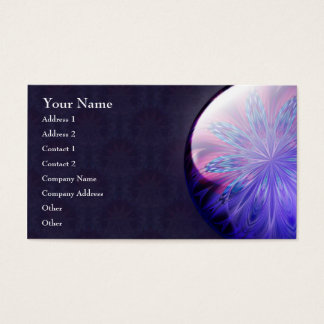IceFire Jewel Business Card