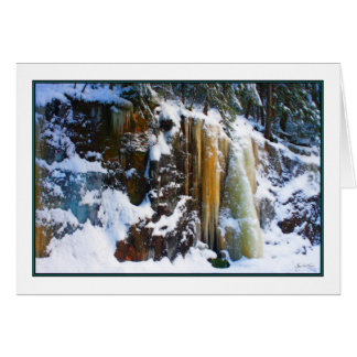 Iceflow Rainbow Card