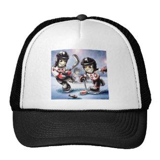 icehockey trucker hat