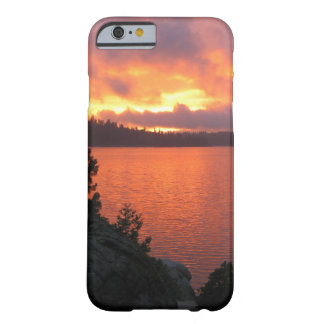 Icehouse Reservoir Sunset Barely There iPhone 6 Case