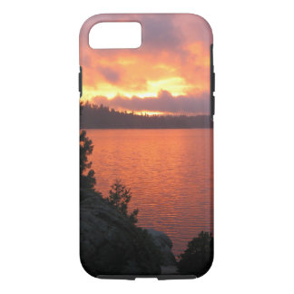 Icehouse Reservoir Sunset iPhone 8/7 Case