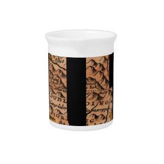 iceland1632 drink pitcher