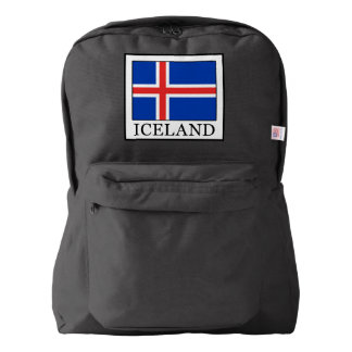 Iceland American Apparel™ Backpack