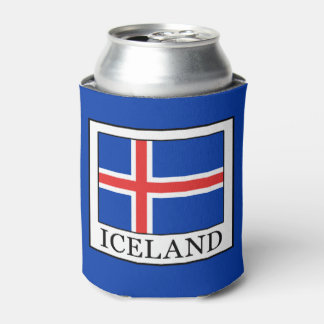 Iceland Can Cooler