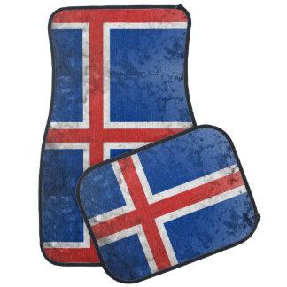 Iceland Car Floor Mat