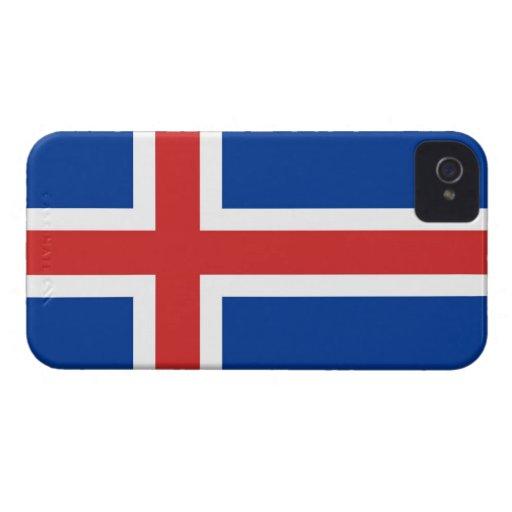 ICELAND Case-Mate BLACKBERRY CASE