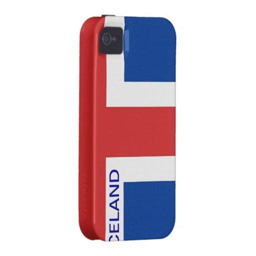 ICELAND VIBE iPhone 4 CASE