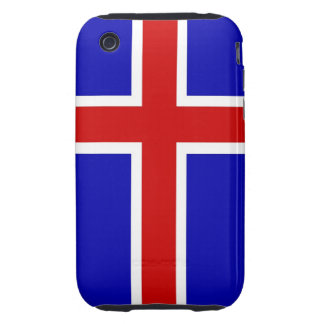 iceland country flag case