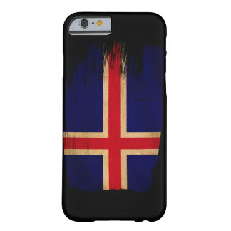 Iceland Flag Barely There iPhone 6 Case