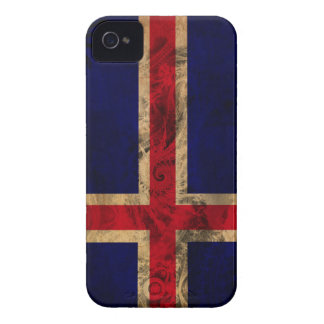 Iceland Flag iPhone 4 Covers