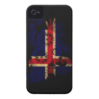 Iceland Flag Case-Mate iPhone 4 Cases
