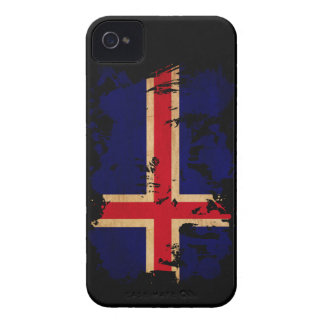 Iceland Flag iPhone 4 Cover