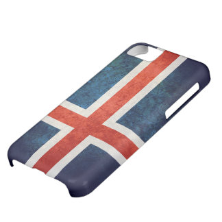 Iceland Flag Case For iPhone 5C