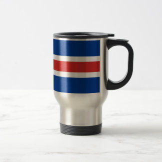 Iceland Flag Coffee Mug