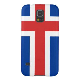 Iceland Flag Galaxy S5 Case