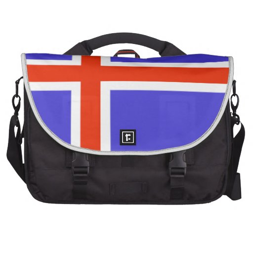 Iceland Flag Commuter Bags