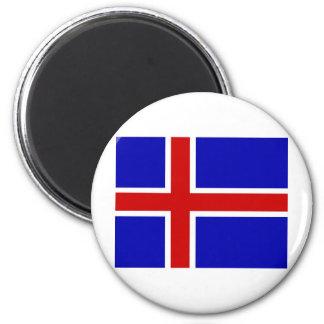iceland flag magnet