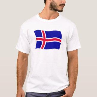 Iceland Flag Shirt