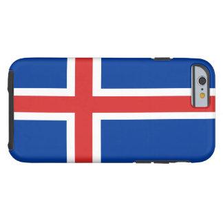 Iceland Flag Tough iPhone 6 Case