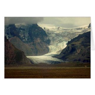 Iceland Glacier Card
