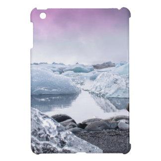 Iceland Glacier Lagoon iPad Mini Cover