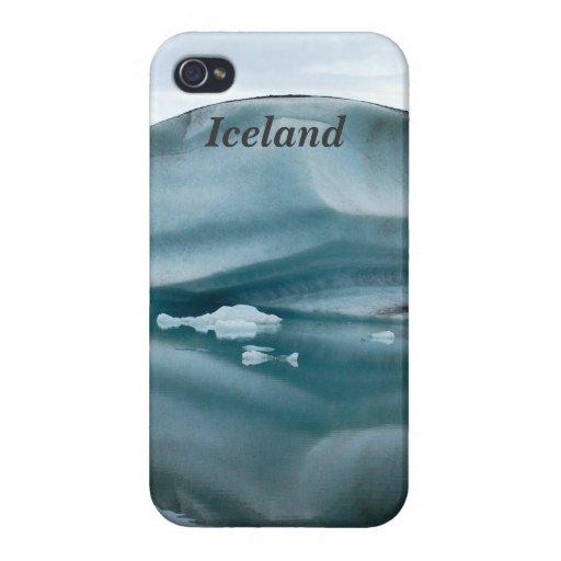 Iceland Glaciers iPhone 4 Case
