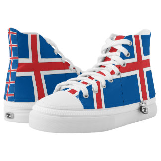 Iceland High-Top Sneakers