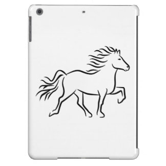 Iceland horse case for iPad air