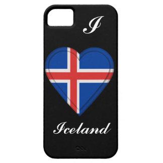 Iceland Icelandic Flag iPhone SE/5/5s Case