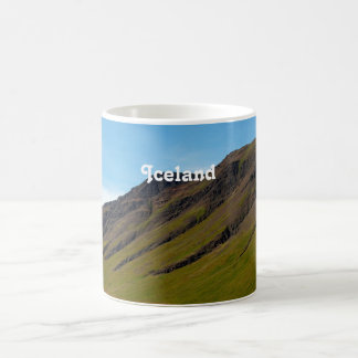 Iceland in Spring Classic White Coffee Mug