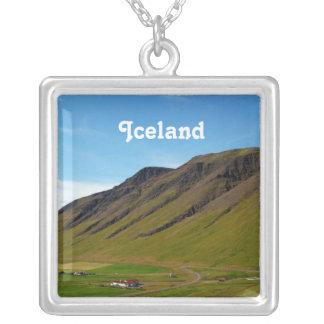 Iceland in Spring Custom Jewelry