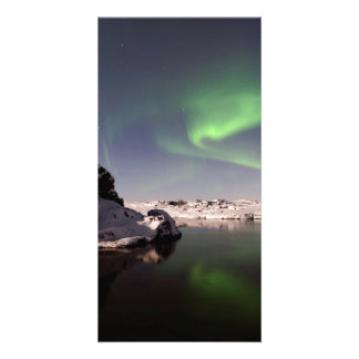 Iceland in Winter Card