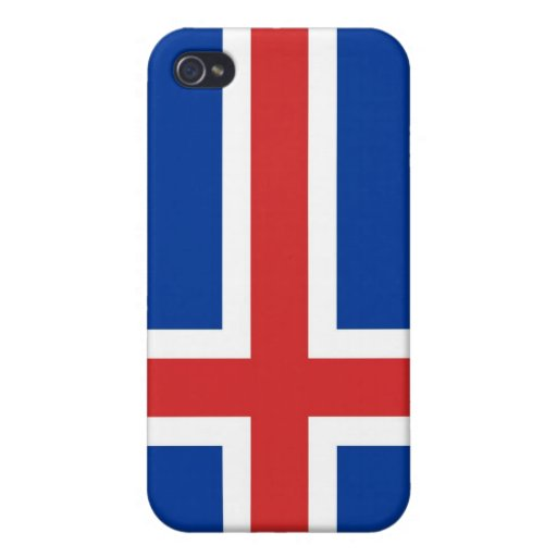 ICELAND iPhone 4/4S COVERS