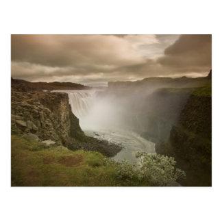Iceland, Jokulsargljufur National Park. Postcard