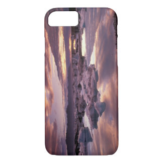 Iceland, Jokulsarlon Lagoon, Landscape iPhone 7 Case