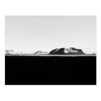 Iceland Landscape Postcard