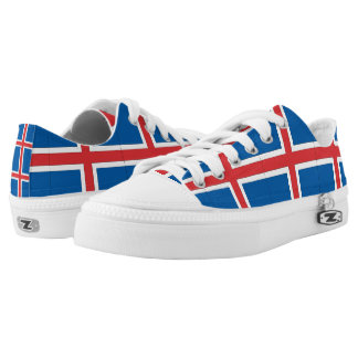 Iceland Low-Top Sneakers