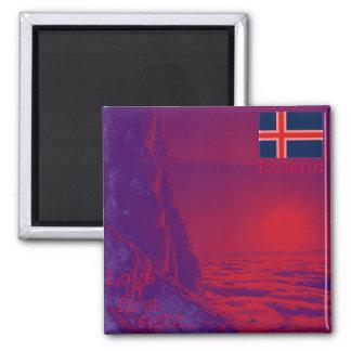 Iceland Refrigerator Magnets