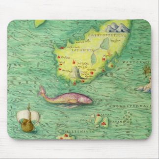 Iceland Mouse Pads