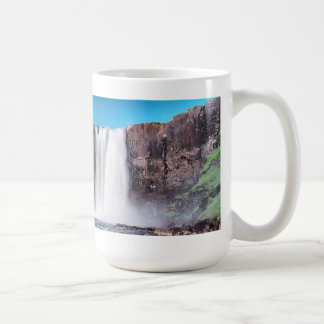 Iceland Classic White Coffee Mug